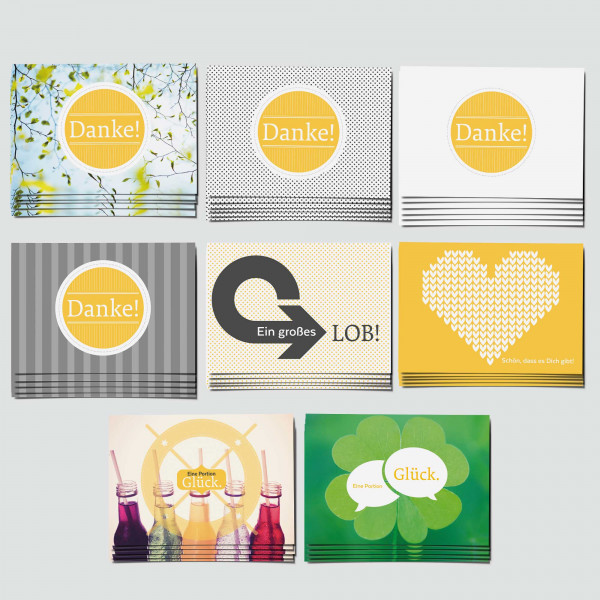 "Das ""Happy Cards"" Set"